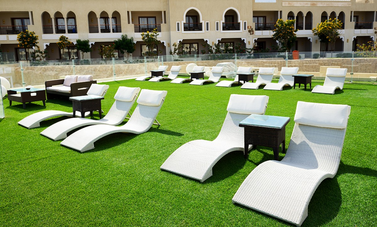 Commercial Artificial Turf for businesses